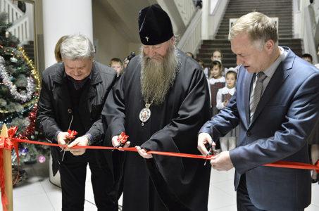 В Новосибирске открылась фотовыставка «Иерусалим. Святая земля»